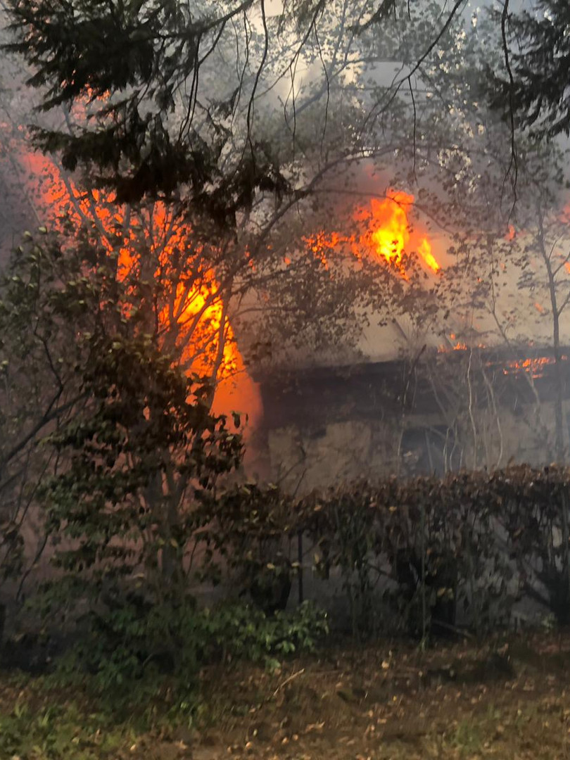 Local fires in 2020 Mt Wilson