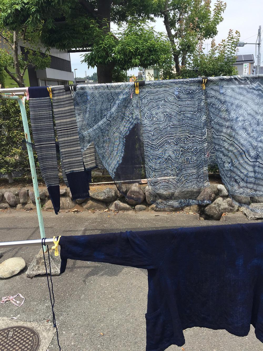 Studio in Tokyo where Kanako worked