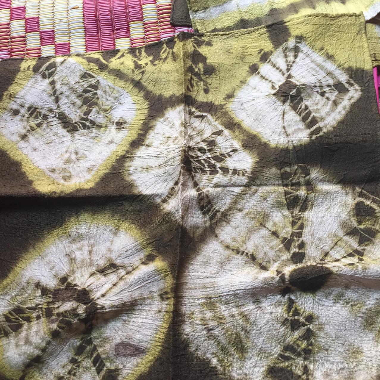 4c. tie dye sample spider