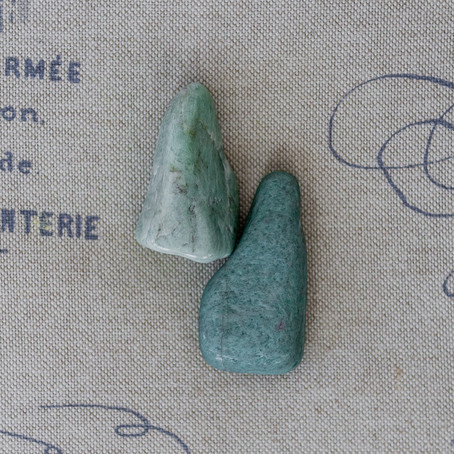 Amazonite- Truth and Harmony