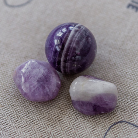 Amethyst-Protection and Calm