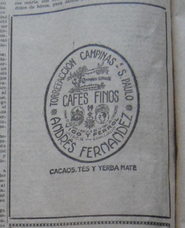 """Campinas S. Paulo"", café"