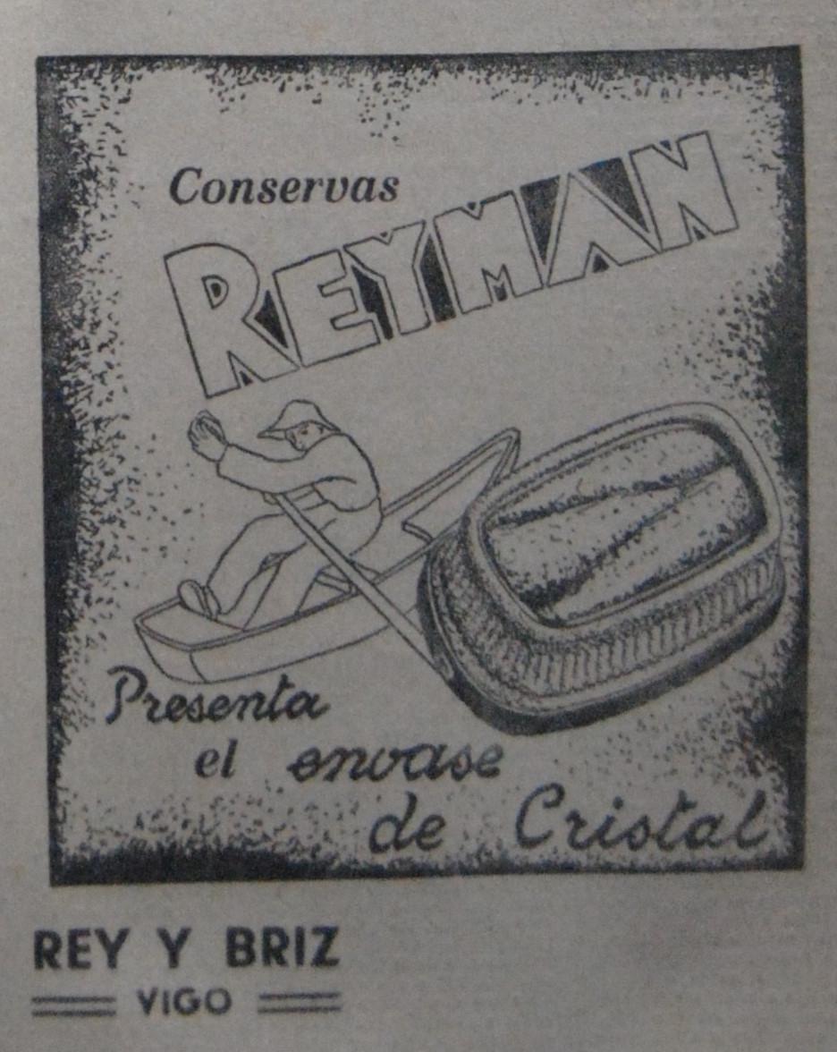 """Reyman"", conservas."
