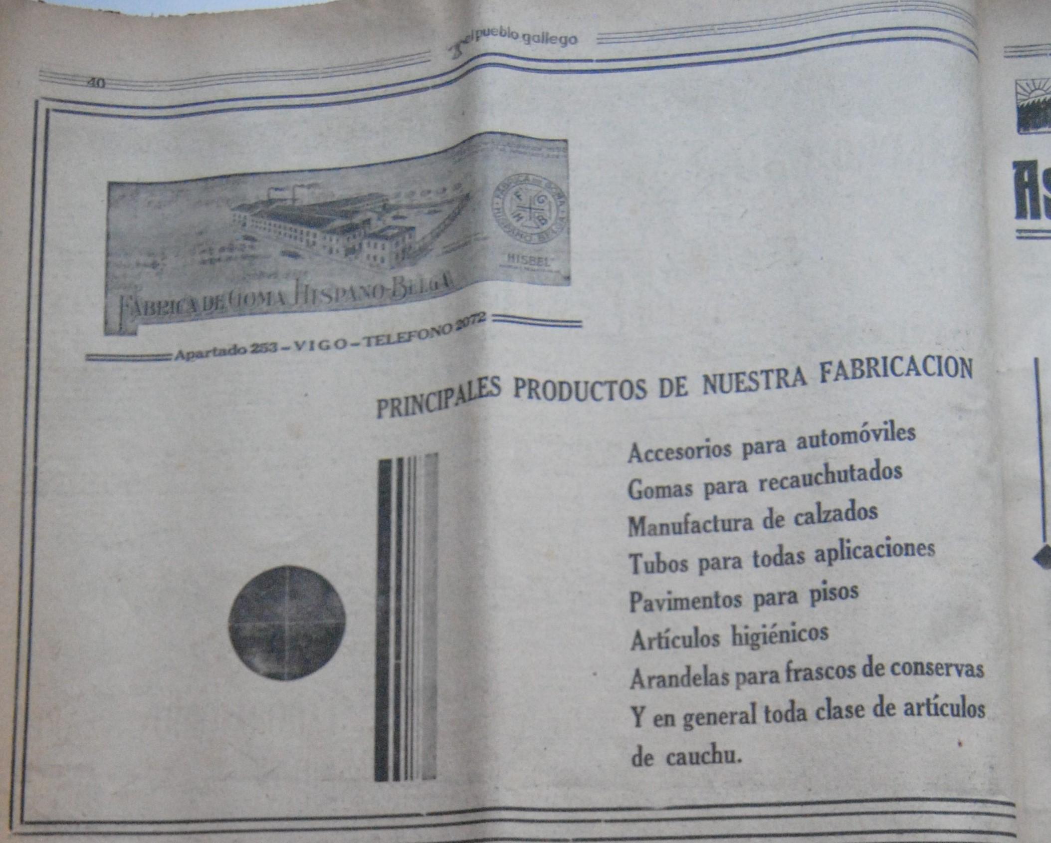 Fábrica de goma hispano-belga