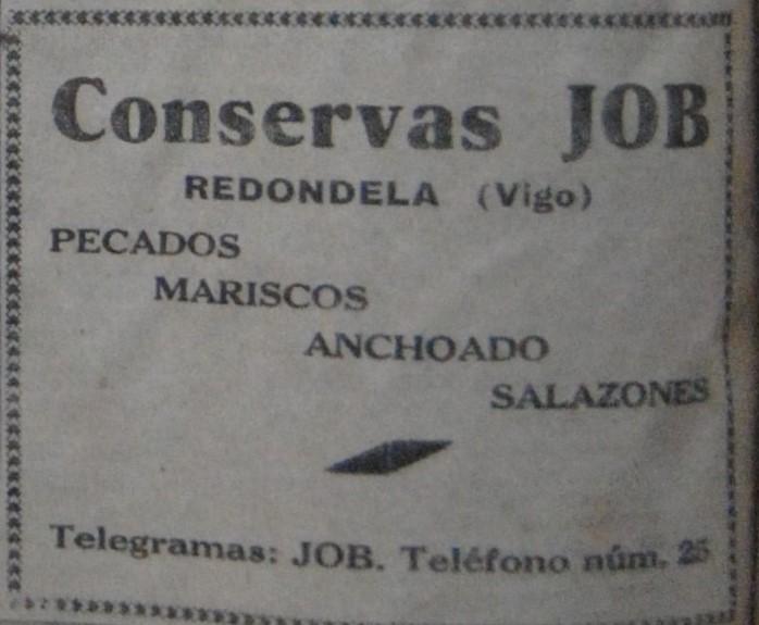 Conservas JOB.