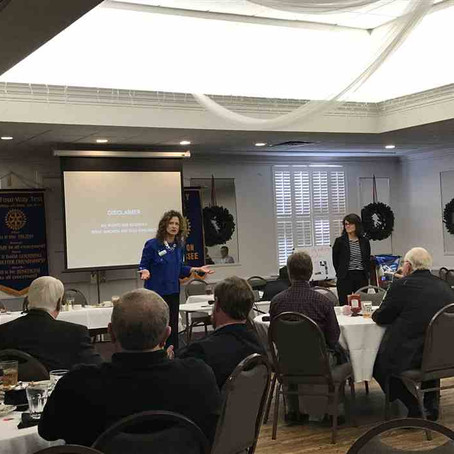 RightLane dials up Lebanon Rotary