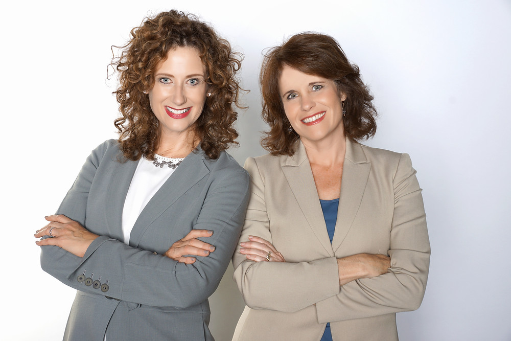 RightLane owners, Sharon Winter & Donna Bayless