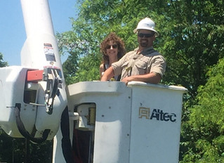 RightLane speaks at Owen Electric Safety Day