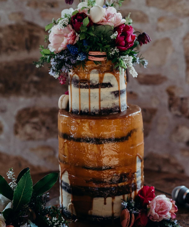 Cat & Mat's Wedding at Colstoun