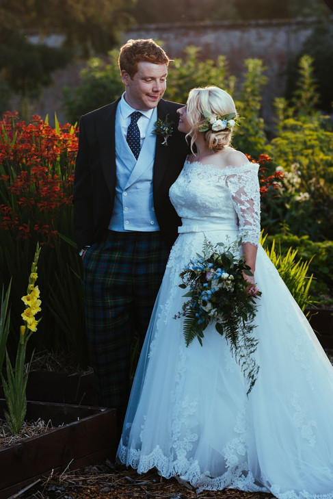 Unexpected Wedding Nostalgia: Sophie & Doug's Wedding