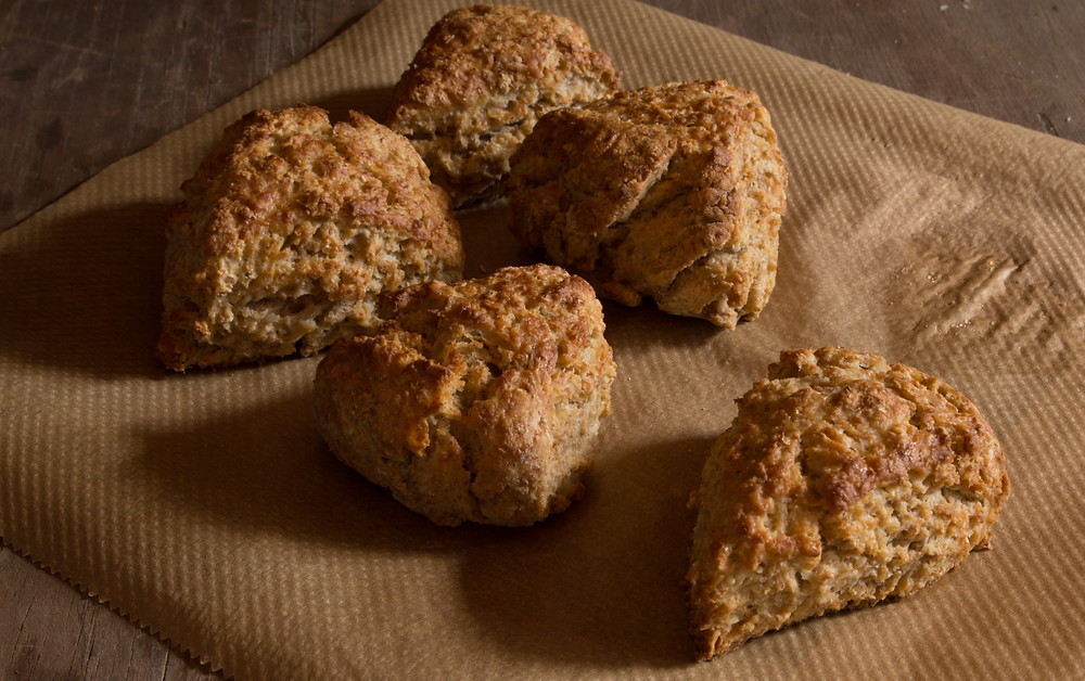 Traditional Irish Soda Bread Scones