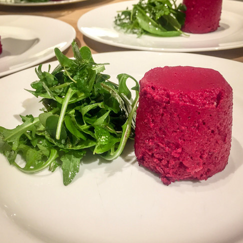 Simple Beetroot Mousse Recipe
