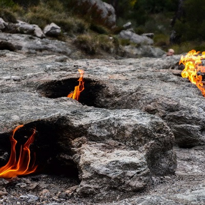 Восхождение на огнедышащую гору Химера
