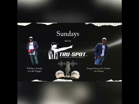 Ep 23 - Sundays with Tru-Spot Weekly Recap Discussion with the Founders