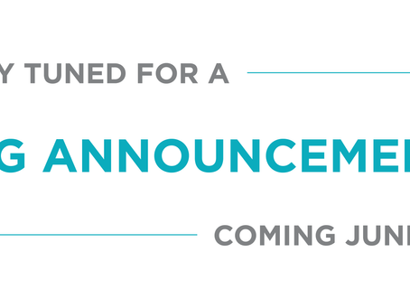 Big News, Coming Soon