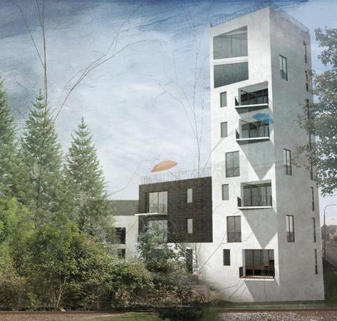 Liboc residence