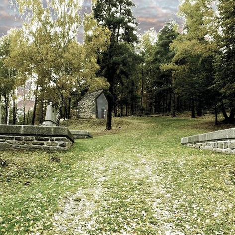Piety chapel in Lezaky