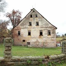 Nejstarší budova areálu - bývalý zámek