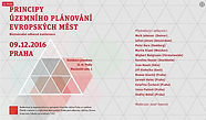 V prosinci jsme za účasti předních evropských odborníků na územní plánování zorganizovali konferenci, cílem které byla výměna zkušeností s respektovanými odborníky a případné využití získaných poznatků při tvorbě pražského Metropolitního plánu.