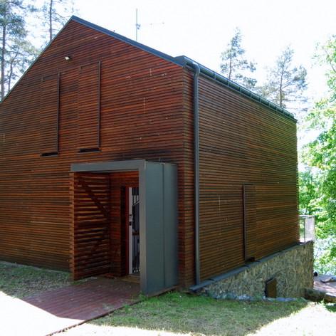 Slapy cabin