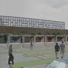 Nástavba obchodního centra