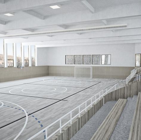 Sportovní hala Nová Paka