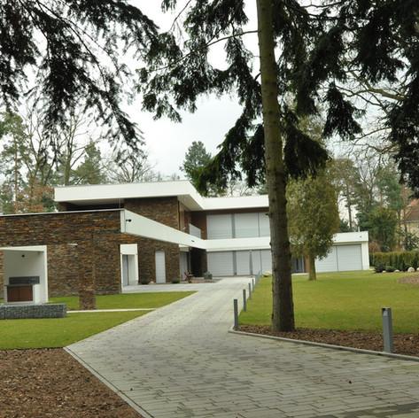 Klanovice villa