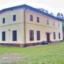 Budova penzionu