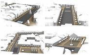 Tři nejlepší návrhy revitalizace centra Písku jsou vybrané. První cenu získal MCA atelier, druhou architekt Ivo Kraml a třetí Ilex design, všichni z Prahy.
