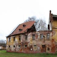 Bývalý zámek