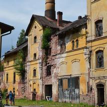 Budova bývalé sladovny a varny