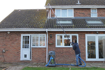 Skyvac offers a ladderless system