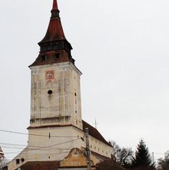 Feldioara Biserica evanghelica