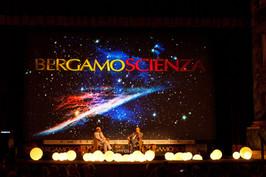 La scienza in primo a piano a Bergamo