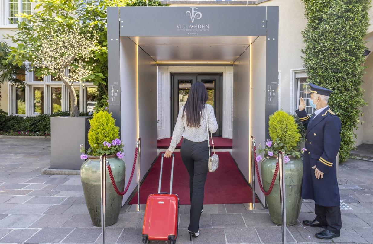 Hotel, Villa Eden