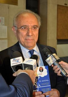 Francesco Vivacqua,  rappresentante di interessi presso il Parlamento Europeo, nonchélobbista.