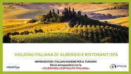HIDAR - Holding Italiana di Alberghi e Ristoranti Spa