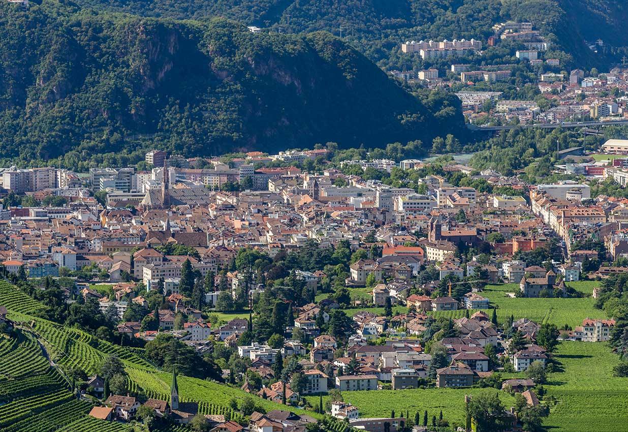 Viaggi, Bolzano