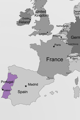 """Dear Europe I'm writing to you…"" arriva in Portogallo"