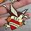 Thumbnail: Rey Nobody Tattoo Pin