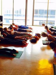 Ayurveda Institute, Om Yoga Journey with Involution Yoga, 2015