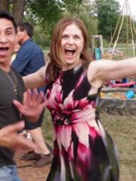 Emily & Alex Salsa Dancing