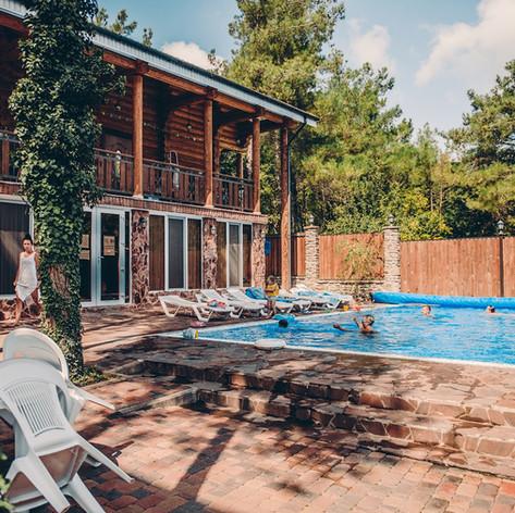 гостевой дом в голубой бухте геленжик