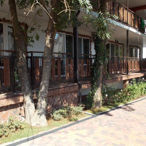 Фотография гостевого дома Усадьба. Гелен