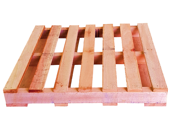 New Hardwood Racking Pallet - NHWR7322