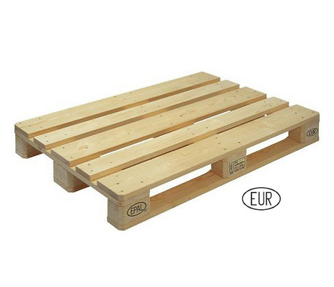 Secondhand Euro Pallet - SHE533