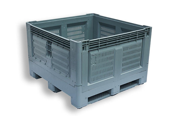 Collapsible Plastic Crate