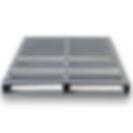 Heavy dury steel pallets, manufactured in Perth