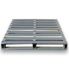 Heavy dury steel pallets, manufactured in Perth