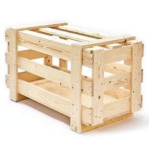 Open Slatted Pine Crate.jpg